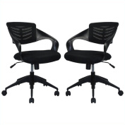 Manhattan Comfort Grove Mid-back Office Chair