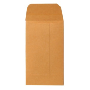 Sparco Brown Kraft Coin Envelopes