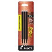 Pilot FriXion Eraseable Gel Ink Pen Fine Point Black Gel Ink Refills