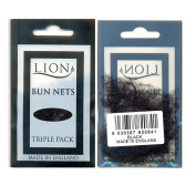 Bunnets by Lion - Hair Bun Nets for Ballet, Gymnastics, Horseriding