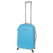 Traveller's Club Barnet 50cm Hardside Expandable Spinner Carry-On Suitcase