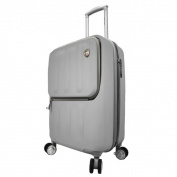 Mia Toro ITALY Mezza Tasca 50cm Expandable Carry-on Hardside Spinner Suitcase