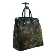 Rollies Camouflage Rolling 36cm Laptop Travel Tote