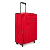 Delsey Helium Sky 2.0 60cm Expandable Spinner Upright Suitcase