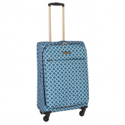 Jenni Chan Aria Broadway 60cm Upright Spinner Suitcase