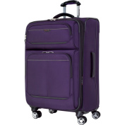 Ricardo Beverly Hills Mar Vista Solid 60cm Expandable Spinner Upright Suitcase