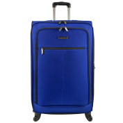 Traveller's Choice Lightweight 80cm Expandable Spinner Upright Suitcase