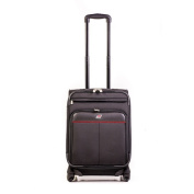Andare Milan 50cm Expandable Carry-on Spinner Suitcase