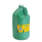 Green Washable Paint ( 3.8l)