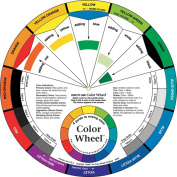 Colour Wheel 23cm - 0.6cm -