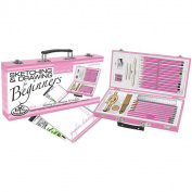 Pink Sketching/ Drawing For Beginners Artist Kit