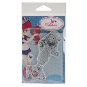 Stampavie Anne Cresci 'Marion' Clear Stamp