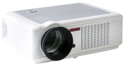 Luxburg LUX2000 Full HD LCD Projector 2000 Lumens Native Resolution 854*540 Support 1080p HDMI, USB