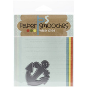 Paper Smooches Die-Anchor
