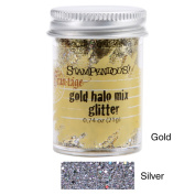 Stampendous 20ml Jar Halo Fine and Medium-sized Glitter Mix
