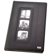 Kleer Vu Avande Leatherette Bookbound 300-photos Memo Page 4 x 6 Album
