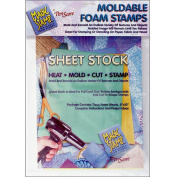 Clearsnap Magic Stamp Moldable-foam Craft Sheet Stock