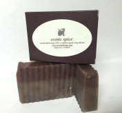 ORGANIC EXOTIC SPICE HANDMADE SOAP-ALL NATURAL & VEGAN