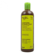 Najel Aleppo Soap Shampoo For Normal Hair 500Ml