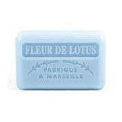 Foufour 125G Savon De Marseille Soap - Lotus Flowers