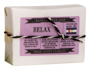 Magic Fairy Candles Relax Goat Milk Soap, 120ml