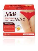 Nad's Brazilan & Bikini Wax Kit, 140mls