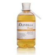 Olivella Bath & Shower Gel Orange, Orange 500ml ( Multi-Pack) by OLIVELLA