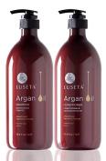 Luseta L3035 1000ml Argan Oil Moisture Conditioner For Everyday Care
