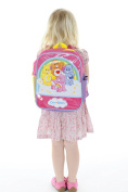 Care Bears Children's Backpack, 32 cm, 4 Litres, Pink
