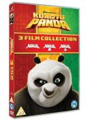 Kung Fu Panda 1-3 [Region 2]