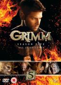 Grimm: Season 5 [Region 2]