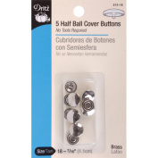 HalfBall Cover ButtonsSize 200cm 2/Pkg