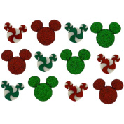 Dress It Up Licenced EmbellishmentsDisney Holiday Candies