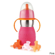 Kid Basix 330ml The Safe Sippy 2-in-1 Cup