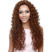 BobbiBoss Synthetic Hair Weave-A-Wig - ELVIRA