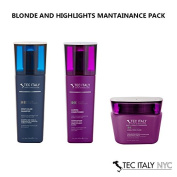 Tec Italy Blonde and Highlights Mantainance Pack
