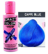Renbow 2 X Crazy Colour Semi Permanent Hair Dyes 100ml