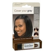 creme gari cosmetics Cover Your Grey Instant Touch Up Stick Midnight Brown