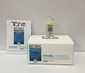 Tahe Botanic Tricology Fitoxil Anti-Hair Loss Treatment 5x10ml with active vegetable mother cells, biotin and arginina