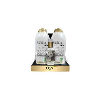 OGX Nourishing Coconut Milk Value Pack