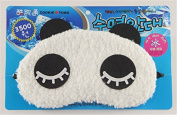 Comfortable Cute Panda Eye Mask with Removeable Ice Bag Relieves Insomnia and Stress 2#
