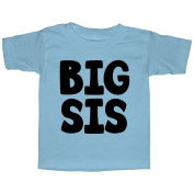 Lost Gods Big Sis Toddler Graphic T Shirt - Lost Gods