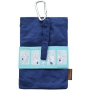Hands-Free Nappy Caddy for Hands-On Dad, Colour Navy Blue