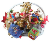 Big Baby Toys Gift Basket