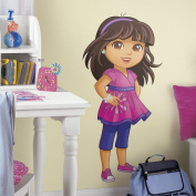 Dora and Friends Giant Wall Decal