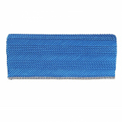 Flap Clutch Purse Rhinestone Edge