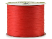 Red 100% Cotton Curling Ribbon 0.5cm x 50 yds (2 Rolls) - WRAPS-762RE