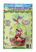 Easter Basket Bag Party Item (2/pkg) Pkg/12