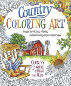 Country Colouring Art