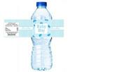 Baby Boy Baby Shower Umbrella Water Bottle Labels
